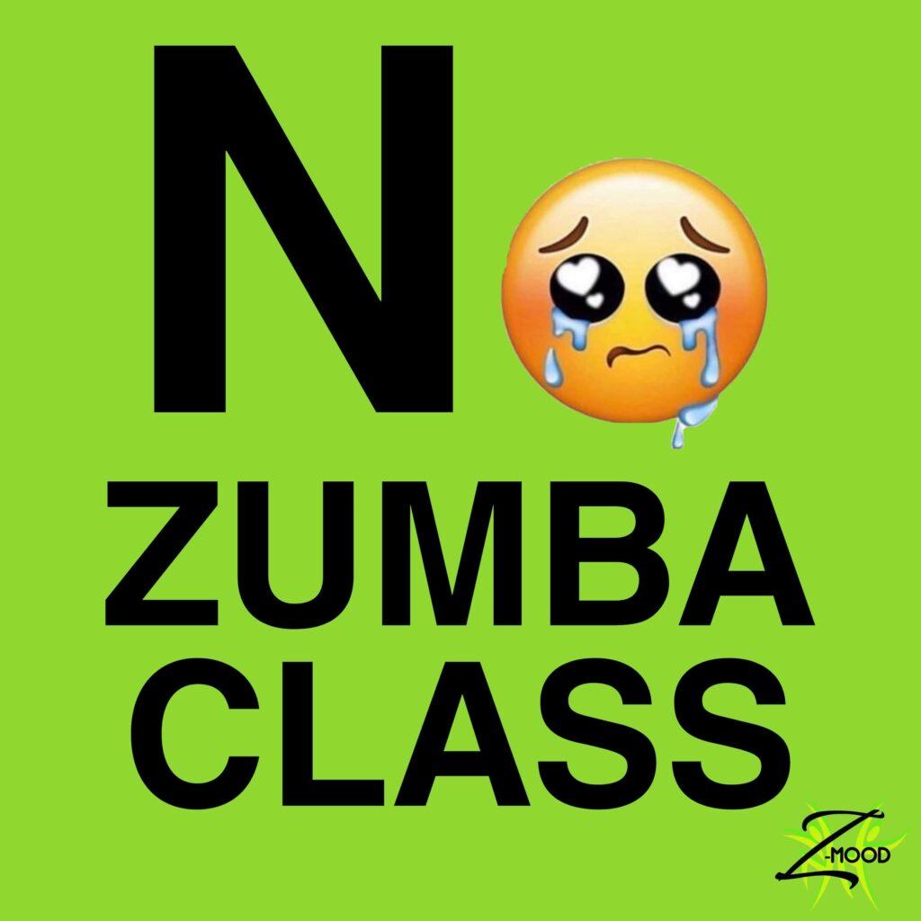 No Zumba